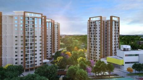 1162 sqft, 2 bhk Apartment in Brigade 7 Gardens Subramanyapura, Bangalore at Rs. 62.0000 Lacs