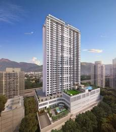 773 sqft, 2 bhk Apartment in Ashar Edge Wing A Phase II Thane West, Mumbai at Rs. 1.2000 Cr