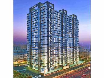 486 sqft, 1 bhk Apartment in  A And O Eminente Dahisar, Mumbai at Rs. 84.0000 Lacs