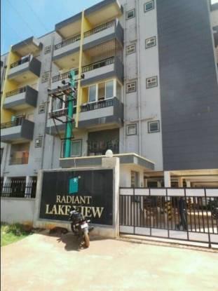 1040 sqft, 2 bhk Apartment in Builder Radiant lake view Medahalli, Bangalore at Rs. 39.0000 Lacs