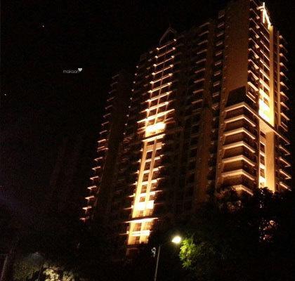 1027 sqft, 2 bhk Apartment in Bhoomi Ekta Garden Phase III Borivali East, Mumbai at Rs. 1.5500 Cr