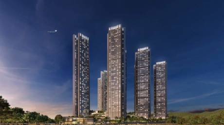 1800 sqft, 4 bhk Apartment in Oberoi Sky City Towers A To D Borivali East, Mumbai at Rs. 4.1000 Cr