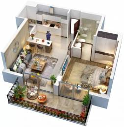 709 sqft, 1 bhk Apartment in CHD Y Suites Sector 34 Sohna, Gurgaon at Rs. 58.0000 Lacs