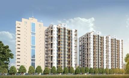 1000 sqft, 2 bhk Apartment in TCG The Cliff Garden  Hinjewadi, Pune at Rs. 57.0000 Lacs