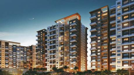 2500 sqft, 3 bhk Apartment in Sagar Waters Edge Pimple Nilakh, Pune at Rs. 60000