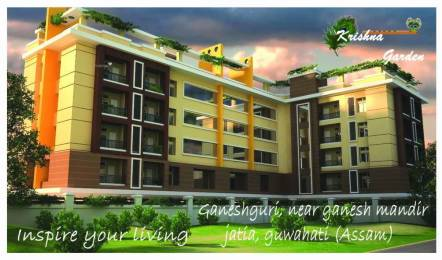 1467 sqft, 3 bhk Apartment in Builder Krishna garden Ganeshguri, Guwahati at Rs. 62.0000 Lacs