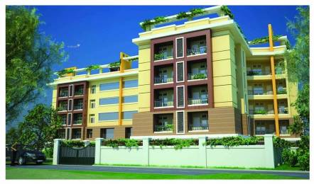 1348 sqft, 3 bhk Apartment in Builder Krishna Garden Jatia, Guwahati at Rs. 66.0000 Lacs