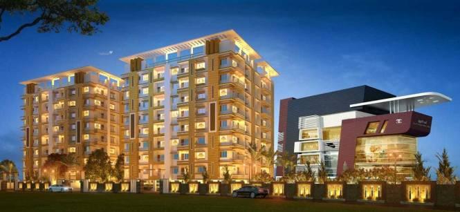 1695 sqft, 3 bhk Apartment in Builder Krishna Garden kahilipara Kahilipara Road, Guwahati at Rs. 67.0000 Lacs