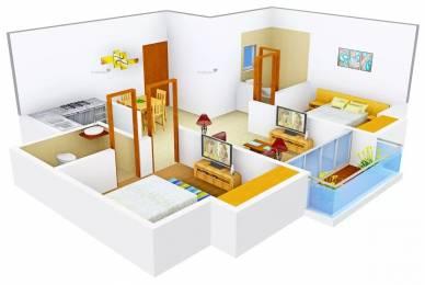 792 sqft, 2 bhk Apartment in VBHC Oragdam Oragadam, Chennai at Rs. 36.0000 Lacs