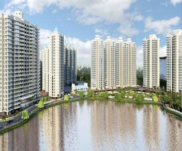 985 sqft, 2 bhk Apartment in Supreme Lake Pleasant Powai, Mumbai at Rs. 2.1500 Cr