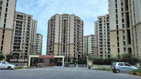 1290 sqft, 3 bhk Apartment in Ashiana Palm Court Raj Nagar Extension, Ghaziabad at Rs. 57.0000 Lacs