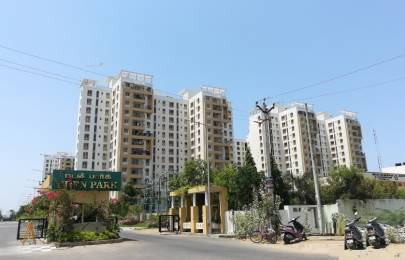 1100 sqft, 2 bhk Apartment in  Eden Park Siruseri, Chennai at Rs. 15000