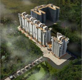 837 sqft, 2 bhk Apartment in Ramky One North Yelahanka, Bangalore at Rs. 15000