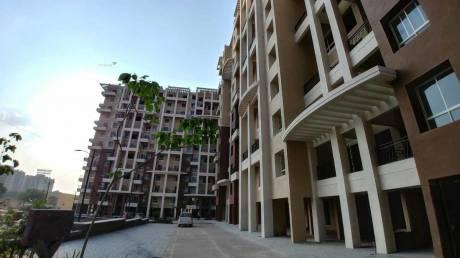768 sqft, 2 bhk Apartment in Nyati Elan West I Wagholi, Pune at Rs. 42.0000 Lacs