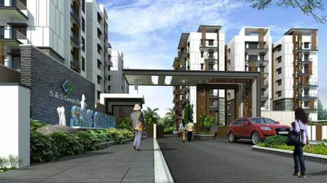 1800 sqft, 3 bhk Apartment in Builder Project Tadigadapa, Vijayawada at Rs. 76.0000 Lacs