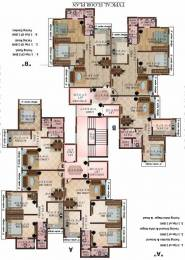 881 sqft, 2 bhk Apartment in Heritage Arunoday Heritage Bhandup West, Mumbai at Rs. 1.4200 Cr