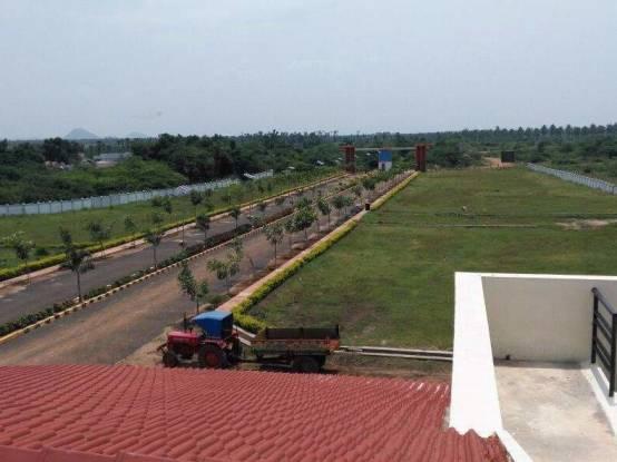 1647 sqft, Plot in Bhoomatha Emerald City Bhogapuram, Visakhapatnam at Rs. 12.8100 Lacs