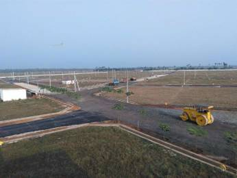 810 sqft, Plot in Bhoomatha Emerald City Bhogapuram, Visakhapatnam at Rs. 6.1200 Lacs