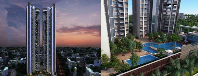 1362 sqft, 3 bhk Apartment in SD Building No 2 Wings A and B Alpine Kandivali East, Mumbai at Rs. 65000