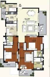 2075 sqft, 3 bhk Apartment in Conscient Heritage Max Sector 102, Gurgaon at Rs. 22000