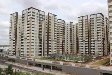2100 sqft, 3 bhk Apartment in Builder Rajapushpa Atria Kokapeta Village, Hyderabad at Rs. 1.3440 Cr