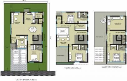 4549 sqft, 4 bhk Villa in Vasantha City Kukatpally, Hyderabad at Rs. 5.2500 Cr