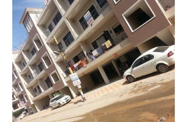 1450 sqft, 3 bhk BuilderFloor in Builder motia royal city Dhakoli Zirakpur, Chandigarh at Rs. 36.9000 Lacs
