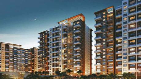 923 sqft, 2 bhk Apartment in Kolte Patil Western Avenue Wakad, Pune at Rs. 70.0000 Lacs
