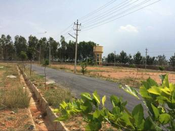 1200 sqft, Plot in Builder Rahul dravid coaching center near biaapa approved sites for sale Hunasamaranahalli, Bangalore at Rs. 27.6000 Lacs