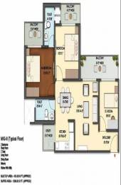 1200 sqft, 2 bhk Apartment in Mahagun Mantra Sector 10 Noida Extension, Greater Noida at Rs. 36.9000 Lacs