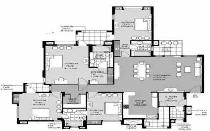 3690 sqft, 4 bhk Apartment in Stellar ICON Chi 3, Greater Noida at Rs. 20000