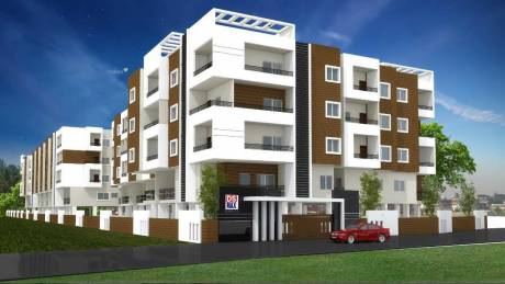 1319 sqft, 3 bhk Apartment in DS DSMAX SILVER WOOD Bommasandra, Bangalore at Rs. 32.9750 Lacs