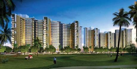 2438 sqft, 3 bhk Apartment in Tulsiani Golf View Apartments Sushant Golf City, Lucknow at Rs. 1.1702 Cr