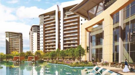 1343 sqft, 3 bhk Apartment in Builder RISHITA MULBERRY HEIGHT sushant golf city sultanpur road, Lucknow at Rs. 48.3480 Lacs