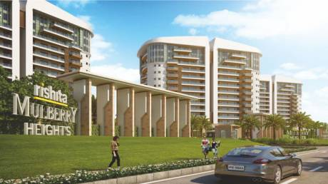 1343 sqft, 2 bhk Apartment in Builder RISHITA MULBERRY HEIGHT sushant golf city sultanpur road, Lucknow at Rs. 48.3480 Lacs