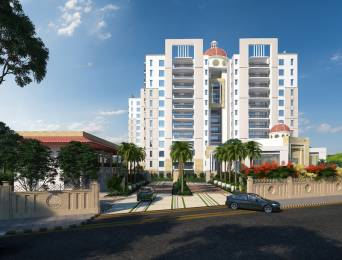 1734 sqft, 3 bhk Apartment in Builder eiffal vivassa sultanpur road Sultanpur Road, Lucknow at Rs. 56.3550 Lacs