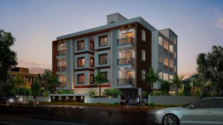 1540 sqft, 3 bhk Apartment in Golden Platinum 63 Anna Nagar, Chennai at Rs. 1.8000 Cr