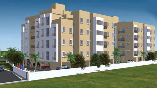 1276 sqft, 2 bhk BuilderFloor in Builder Lifestyle Apartment in porur Gerugambakkam, Chennai at Rs. 61.2480 Lacs