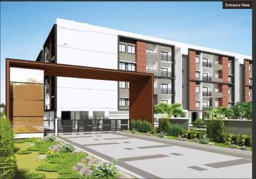 1034 sqft, 2 bhk BuilderFloor in Builder Premium Lifestyle Apartment in Omr Karapakkam, Chennai at Rs. 44.4517 Lacs