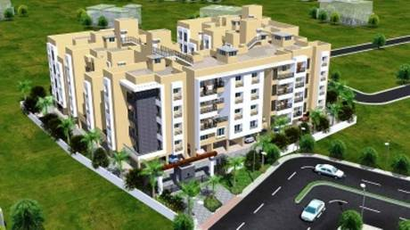 973 sqft, 2 bhk Apartment in Builder Project Gerugambakkam, Chennai at Rs. 46.7040 Lacs