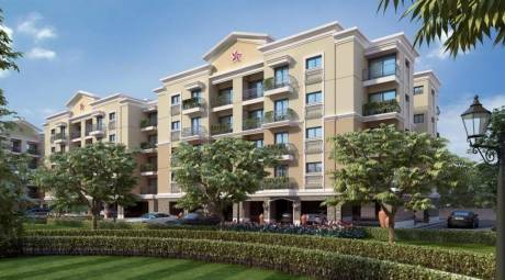 1386 sqft, 3 bhk Apartment in Builder Gated Apartments in Poonamallee Poonamallee, Chennai at Rs. 54.0540 Lacs