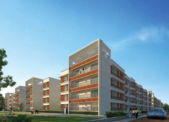 1242 sqft, 2 bhk Apartment in Builder Premium Lifestyle Apartment in Sholinganallur Sholinganallur, Chennai at Rs. 61.4790 Lacs