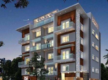 1986 sqft, 3 bhk Apartment in Builder Luxury Apartment in Thiruvanmiyur Thiruvanmiyur, Chennai at Rs. 2.4825 Cr