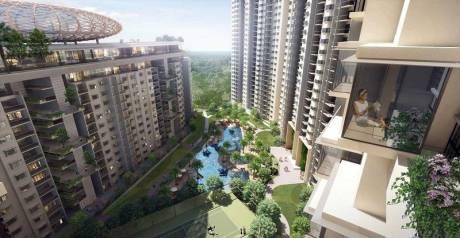 1040 sqft, 2 bhk Apartment in Bhartiya City Builders Nikoo Homes Phase 2 Thanisandra, Bangalore at Rs. 70.0000 Lacs