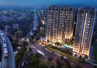 1030 sqft, 3 bhk Apartment in Rajat Avante Joka, Kolkata at Rs. 33.2600 Lacs