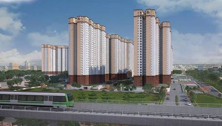 1250 sqft, 3 bhk Apartment in Provident Parkwoods Kannur on Thanisandra Main Road, Bangalore at Rs. 75.0000 Lacs