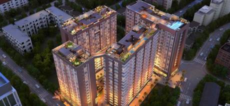 986 sqft, 3 bhk Apartment in Kanakia Codename Future A Powai, Mumbai at Rs. 3.0200 Cr
