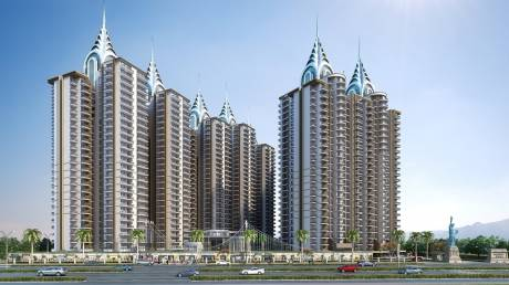 845 sqft, 2 bhk Apartment in Migsun Twiinz ETA 2, Greater Noida at Rs. 20.0065 Lacs