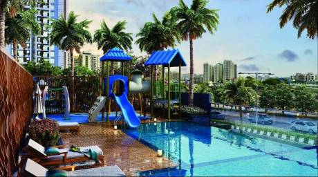 670 sqft, 3 bhk Apartment in MICL Aaradhya Highpark Project 2 Of Phase I Mira Road East, Mumbai at Rs. 1.2401 Cr