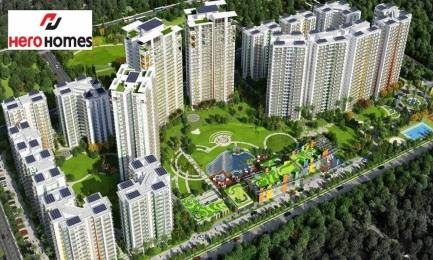 1082 sqft, 3 bhk Apartment in Hero Homes Gurgaon Sector 104, Gurgaon at Rs. 97.5375 Lacs